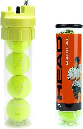 Ball Rescuer Pack Tenis – Convierte envases de Pelotas de Tenis o ...