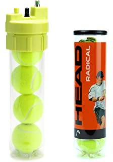 Ball Rescuer - Convierte envases de pelotas de pádel o tenis ...
