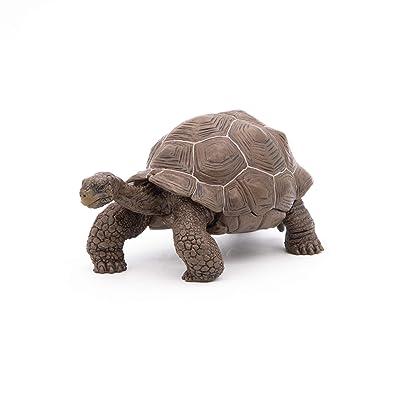 Papo Galapagos Tortoise Toy Figure: Toys & Games