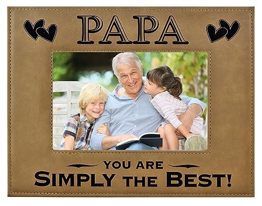 Papa regalo ~ Papa you son simplemente la mejor. Grabado de ...