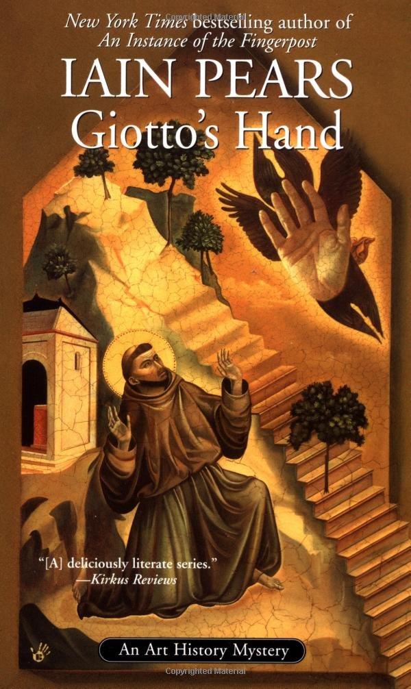 Giotto's Hand (Art History Mysteries) pdf