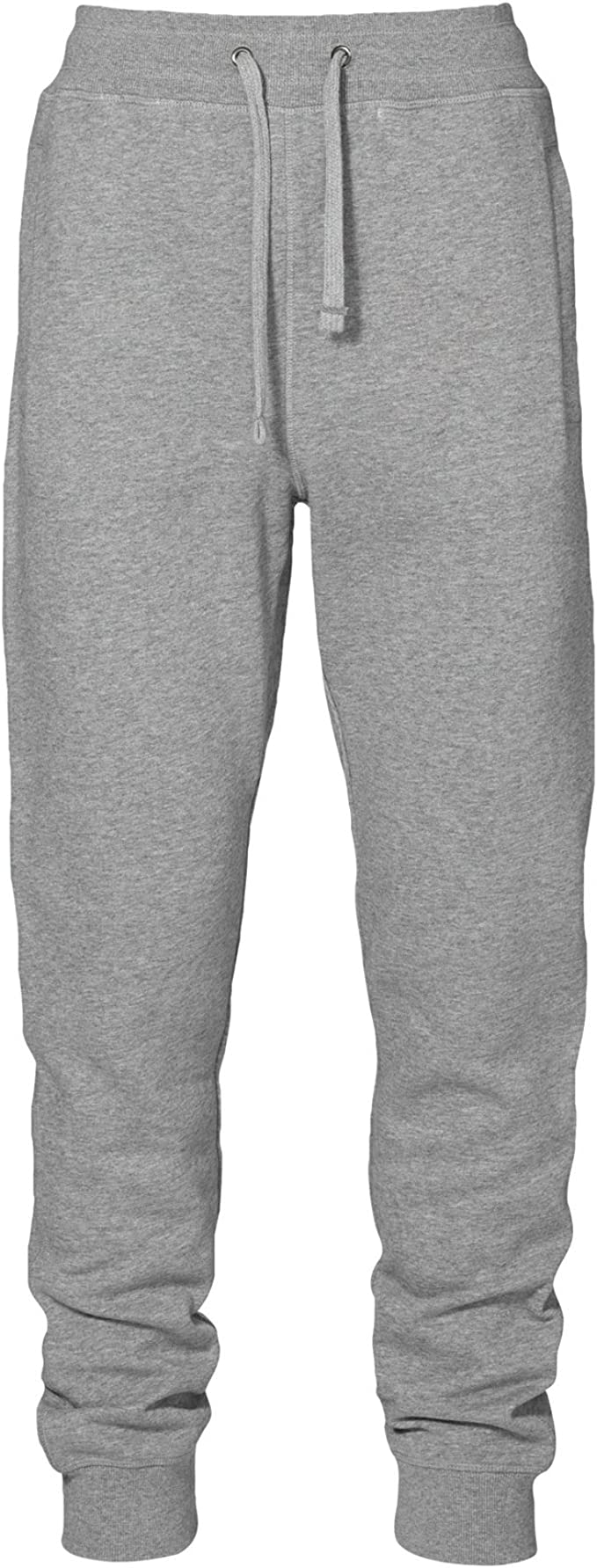 ID - Pantalones de chandal Modelo Jogging ajustados hombre ...