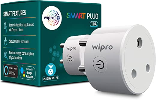 Wipro 16 Amp Smart Plug