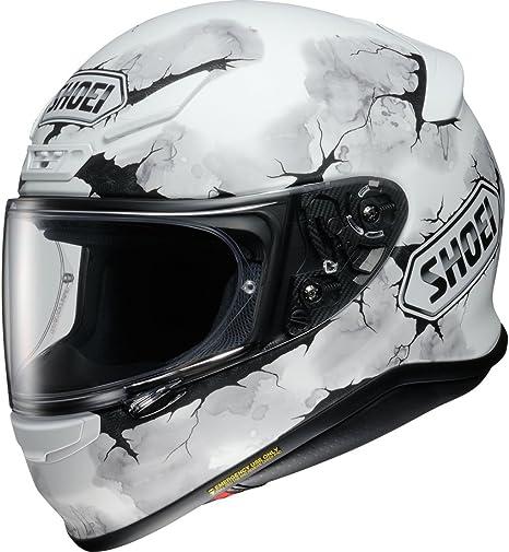 Shoei Helm Nxr Ruts Tc 6 Weiß Grau Schwarz Mat Xs Auto