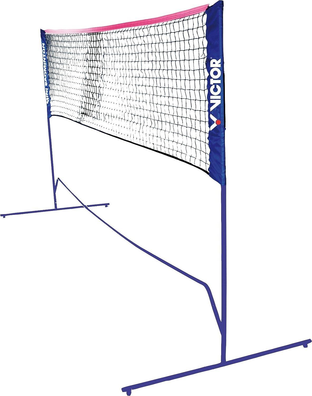para b/ádminton y tenis altura regulable VICTOR Red para Mini-B/ádminton