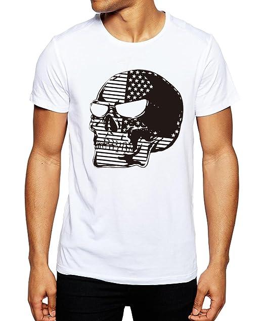 RHAN - Camiseta - sujetador bandeau - Cuadrados - para hombre: Amazon.es: Ropa y accesorios
