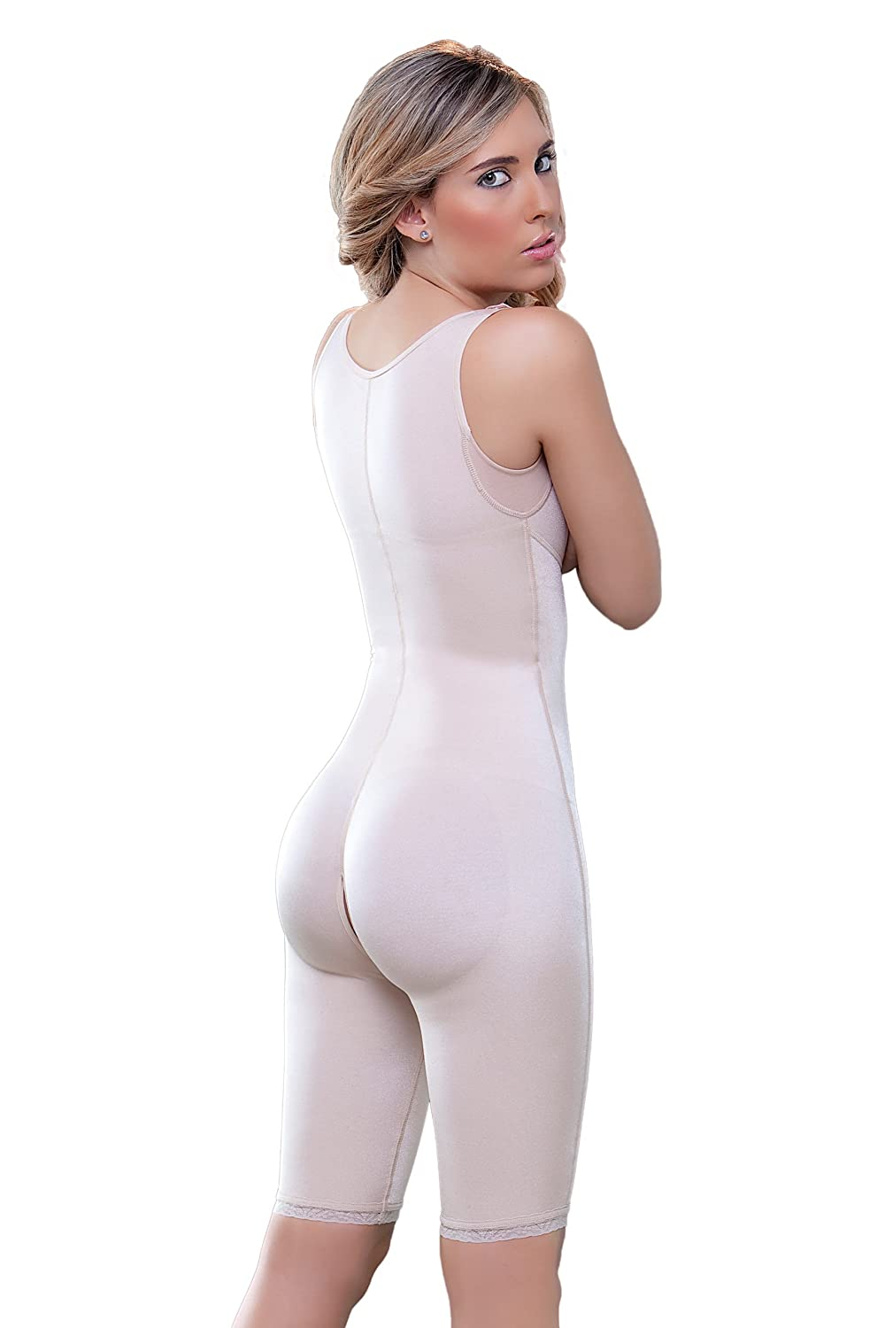 6a9f3c3b158 Vedette 938 Full Body Control Suit w/ High. at Amazon Women's Clothing store :