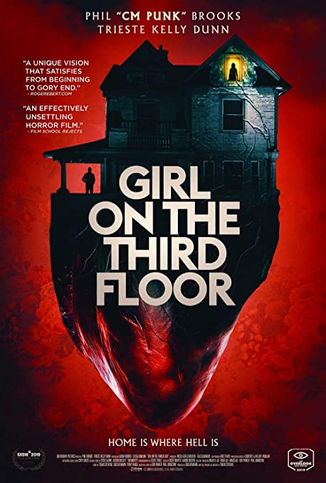 Lionbeen Girl On The Third Floor - Movie Poster - Cartel de ...