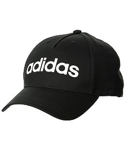 adidas Daily Cap - Gorra, Hombre, Negro/Blanco, Talla Única
