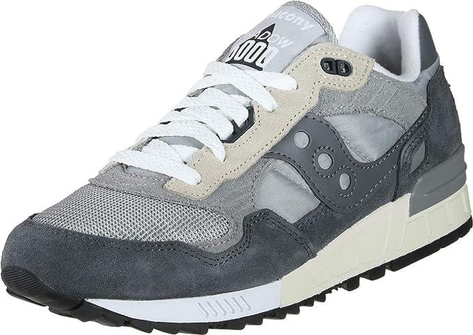 scarpe di separazione 2fa39 fce84 Saucony Uomo Shadow 5000 Vintage Trainers, Grigio