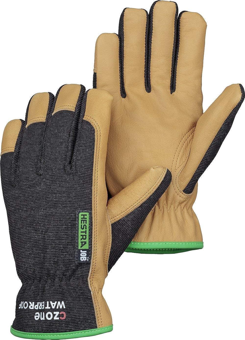 Hestra Work Multi-use Kobalt Leather Glove