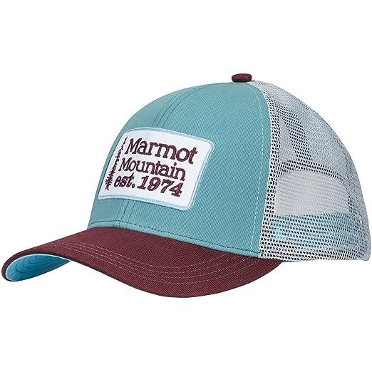 f50a86c9d5357 Marmot Retro Trucker Hat at Amazon Men s Clothing store