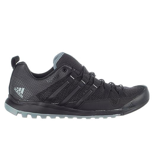 Adidas Terrex Scarpe Solo Tracce In Un'escursione Di Scarpe Terrex Da Ginnastica All'aperto. 74f6a1