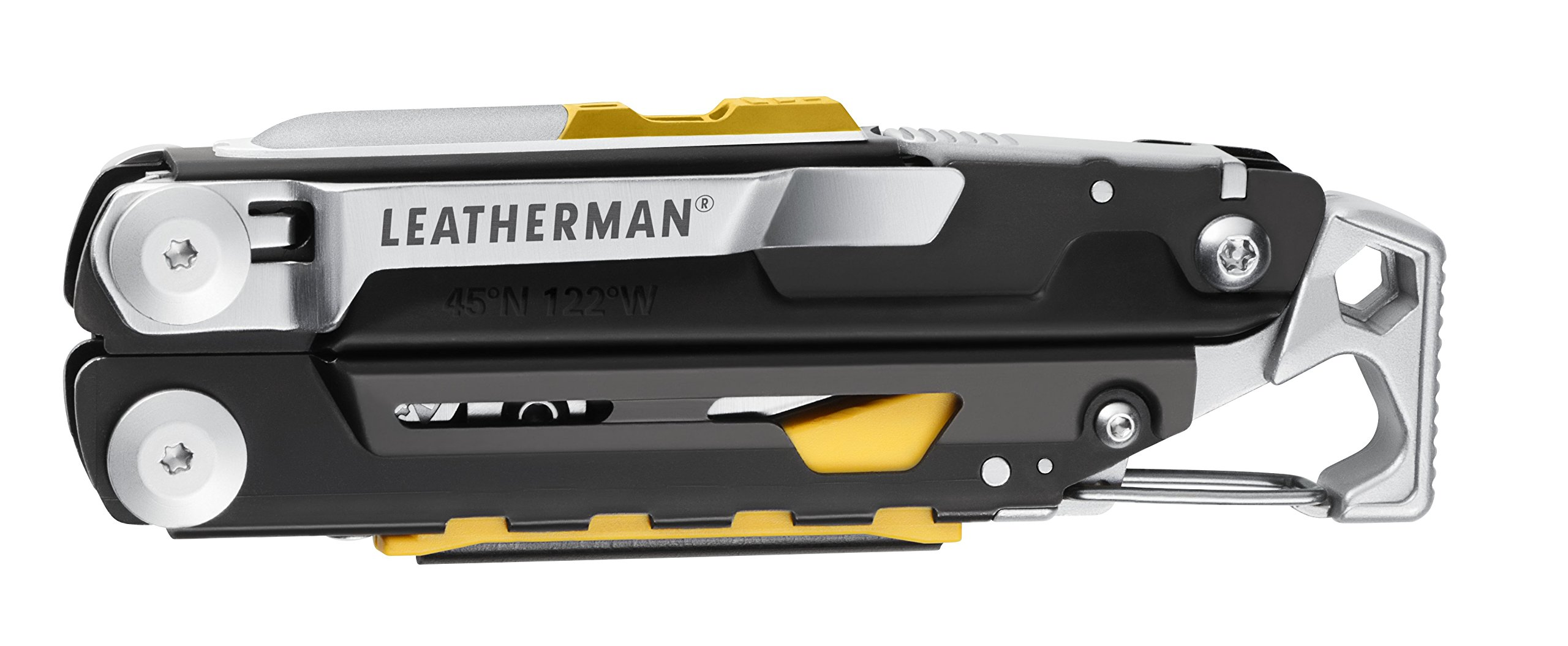 LEATHERMAN - Signal Camping Multitool with Fire Starter, Hammer, and Emergency Whistle, Stainless Steel by LEATHERMAN (Image #8)