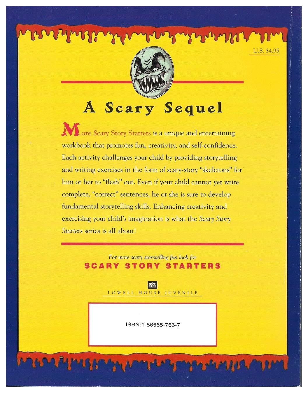 More Scary Story Starters: Julie Koerner, Kerry L  Manwaring