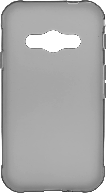 mumbi H/ülle kompatibel mit Samsung Galaxy Xcover 4 4s Handy Case Handyh/ülle mit Motiv Calavera Weiss bunt schwarz