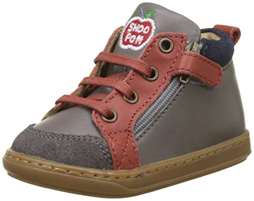 31ff42e84ebc Shoo Pom Baby Boys  Bouba Bi Zip High Boots