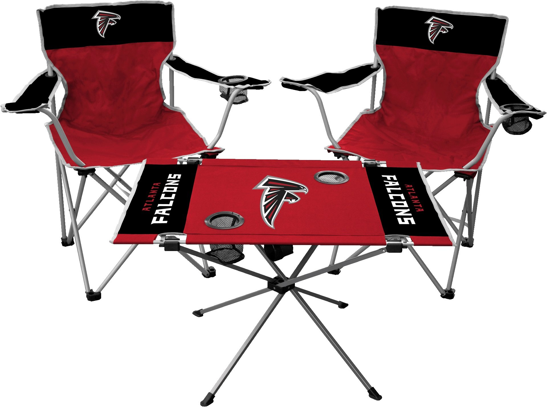 Rawlings NFL Atlanta Falcons Tailgate Kit, Team Color, One Size
