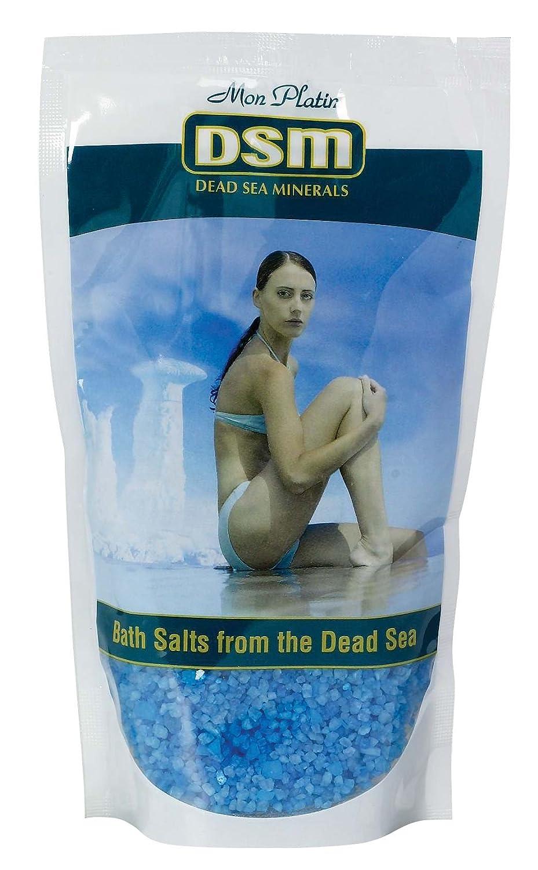 Mon Platin DSM Dead Sea Minerals Powerful Bath salt Blue 500gr Mystica