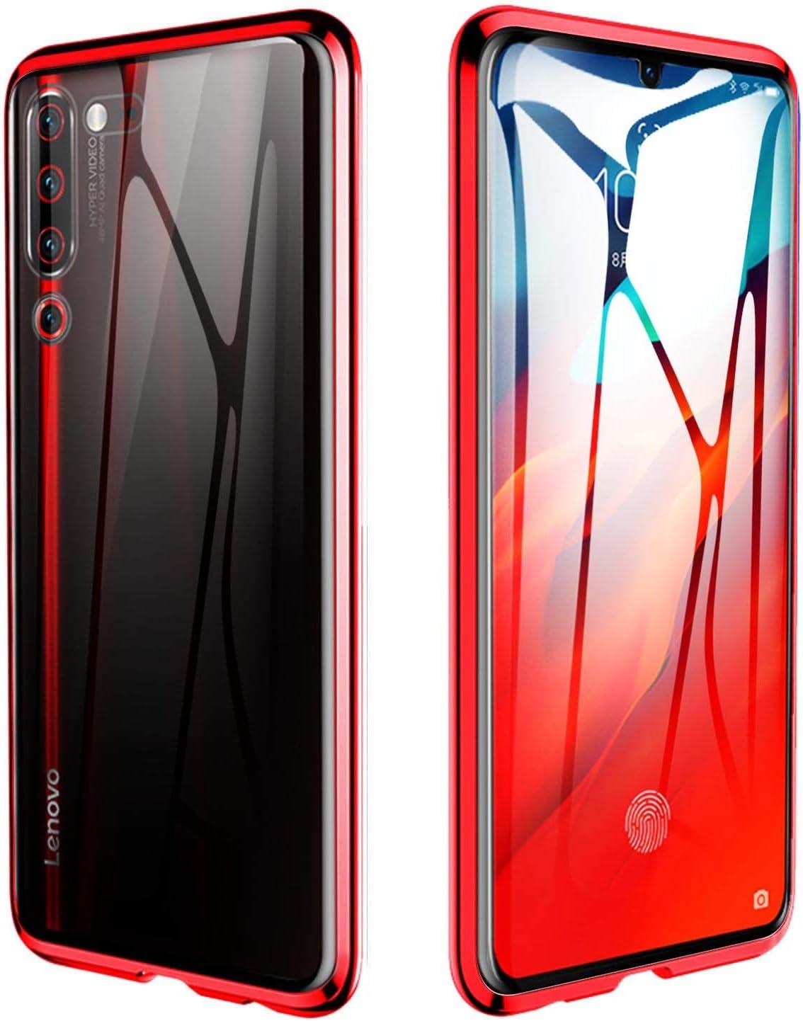 Superyong para Funda Lenovo Z6 Pro 5G,Lenovo Z6 Pro Vidrio ...