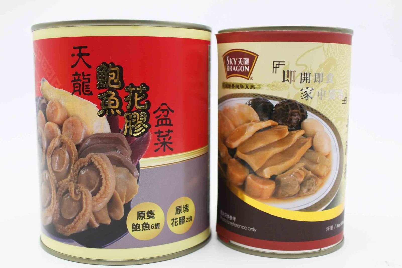 Set-5 Canned Bowl Feast (1 cans) x Canned Fotiaoqiang (1 cans) Free Airmail