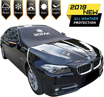 FROST SCREEN PROTECTOR SNOW COVER WINTER SLEET SNOW FITS BMW 1 SERIES 2 SERIES