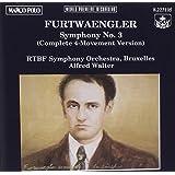 Not Found - Furtwaengler: Symphony No. 3 (Complete F