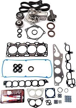 4G63T DNJ HBK155 Head Bolt Kit for 1993-2012 // Chrysler 2.4L // L4 // 16V // SOHC DOHC // 122cid // 4G63 Dodge 4G69 // Turbocharged Mitsubishi // 2.0L 4G64
