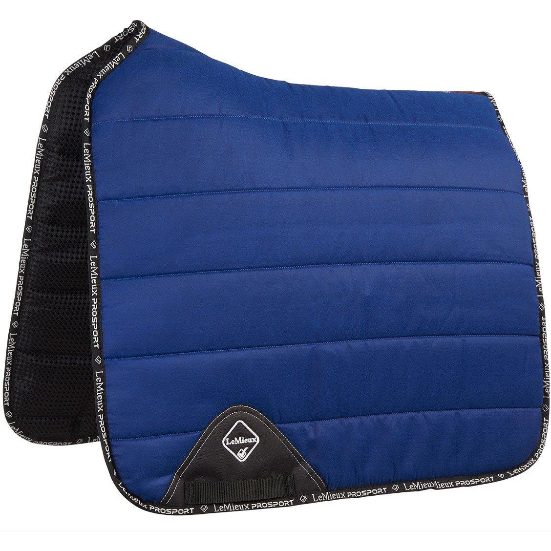 LeMieux Dressage Work Pad Azure Blue Large 7329