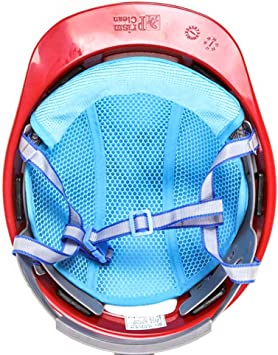 3 Pk Sweatband Liner Microfiber Mesh Cooling Insert For Construction Hard Hat