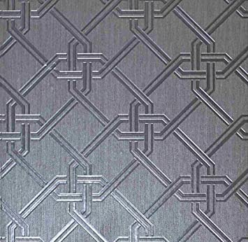 Foil Ultra Weight Metallic Silver Arthouse Gianni 903105