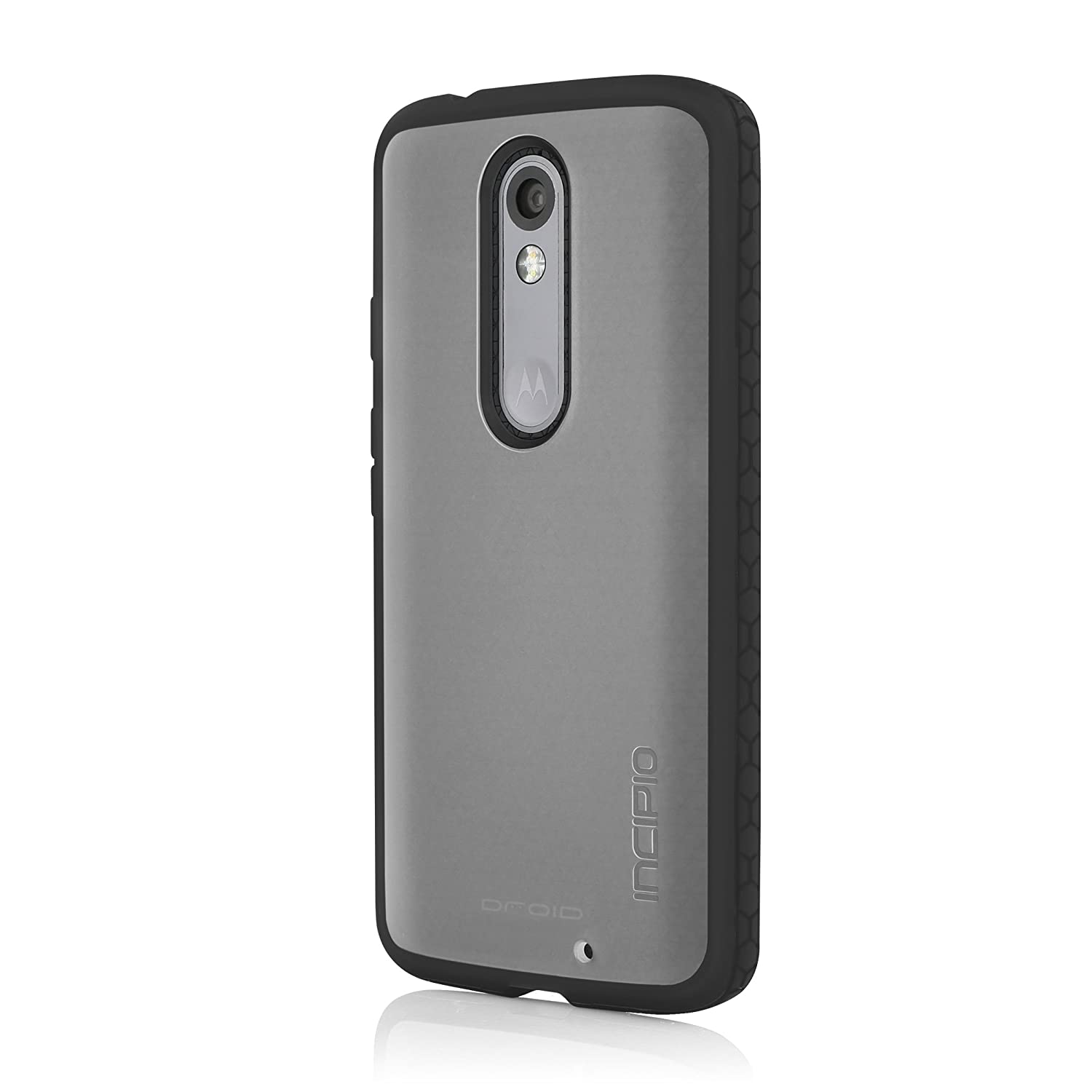 size 40 4786f 8b913 Motorola Droid Turbo 2 / Moto X Force Case, Incipio [Co-Molded Case][Shock  Absorbing] Octane Case for Motorola Droid Turbo 2 / Moto X ...