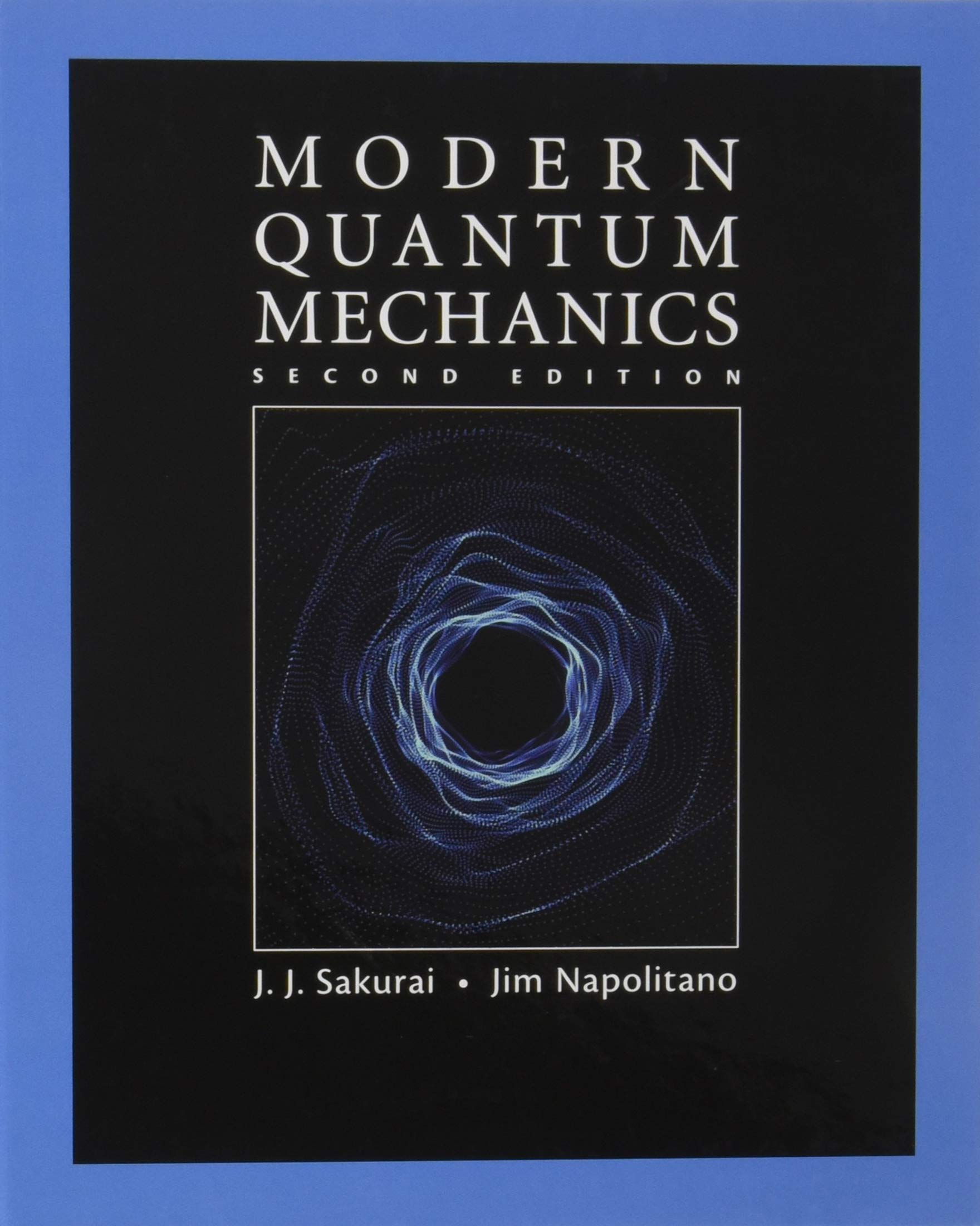 Modern Quantum Mechanics by Cambridge University Press