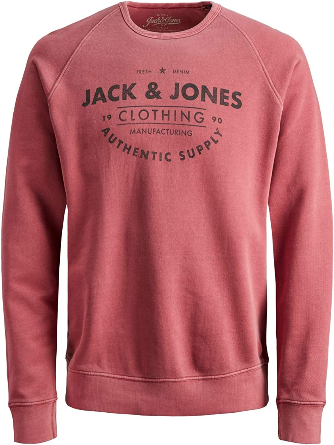 Jack /& Jones Junior Jortrailer Sweat Hood Noos Jr Felpa con Cappuccio Bambino