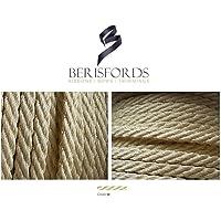 Berisfords textura Cable 5 mm de ancho, 20