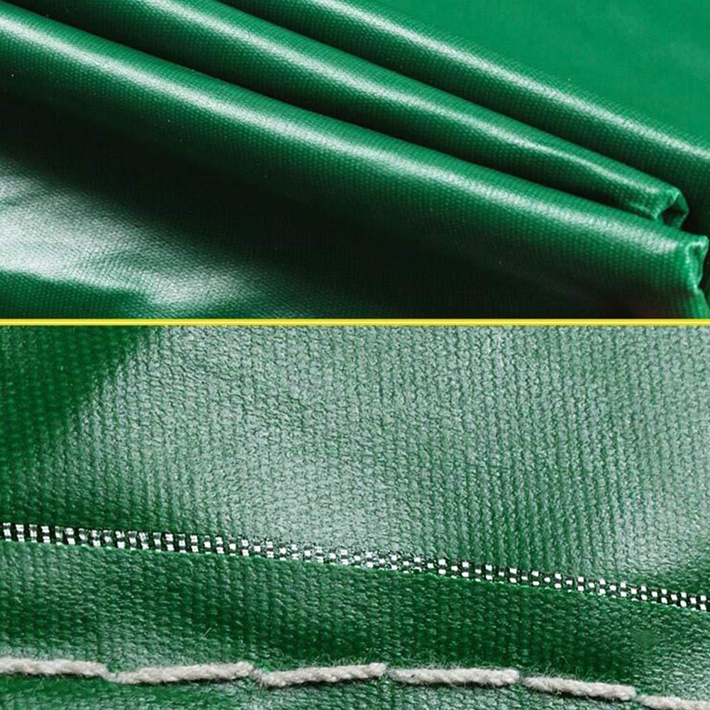 Dall Persenning Plane Wasserdicht Poncho Regenfest Sonnencreme : Regen Cloth Baldachin Tuch (Farbe : Sonnencreme Grün, größe : 3  4m) 99a786