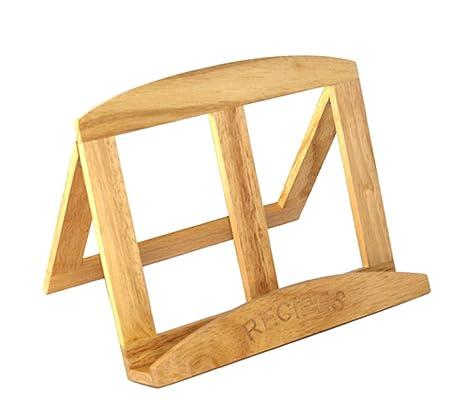 Zodiac-Leggio per libro da cucina in legno: Amazon.it: Casa e cucina