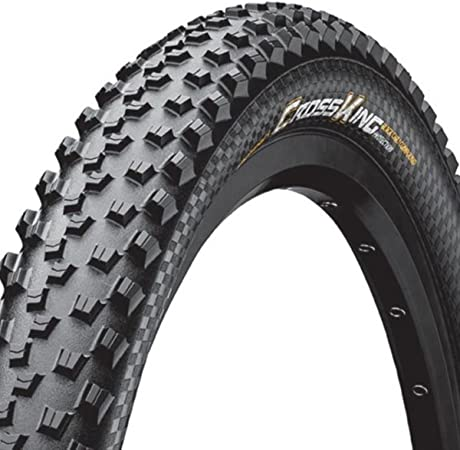 """Folding 26//27.5//29/"""" Performance Tubeless Ready Tyre Continental Cross King"""