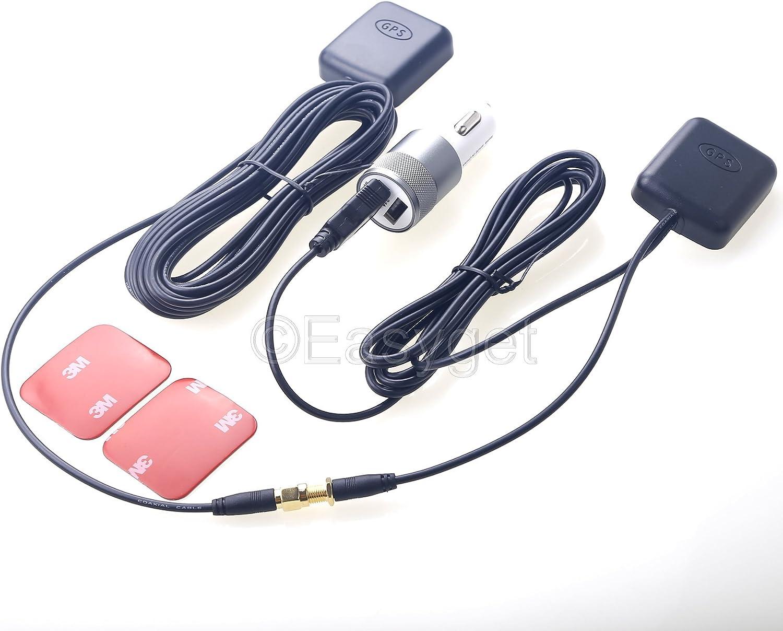 easyget GPS Antena Amplificador Repetidor de señal para ...