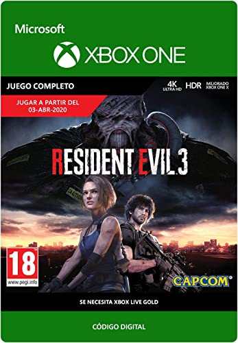 Resident Evil 3: (Pre-Purchase) Standard Edition | Xbox One ...