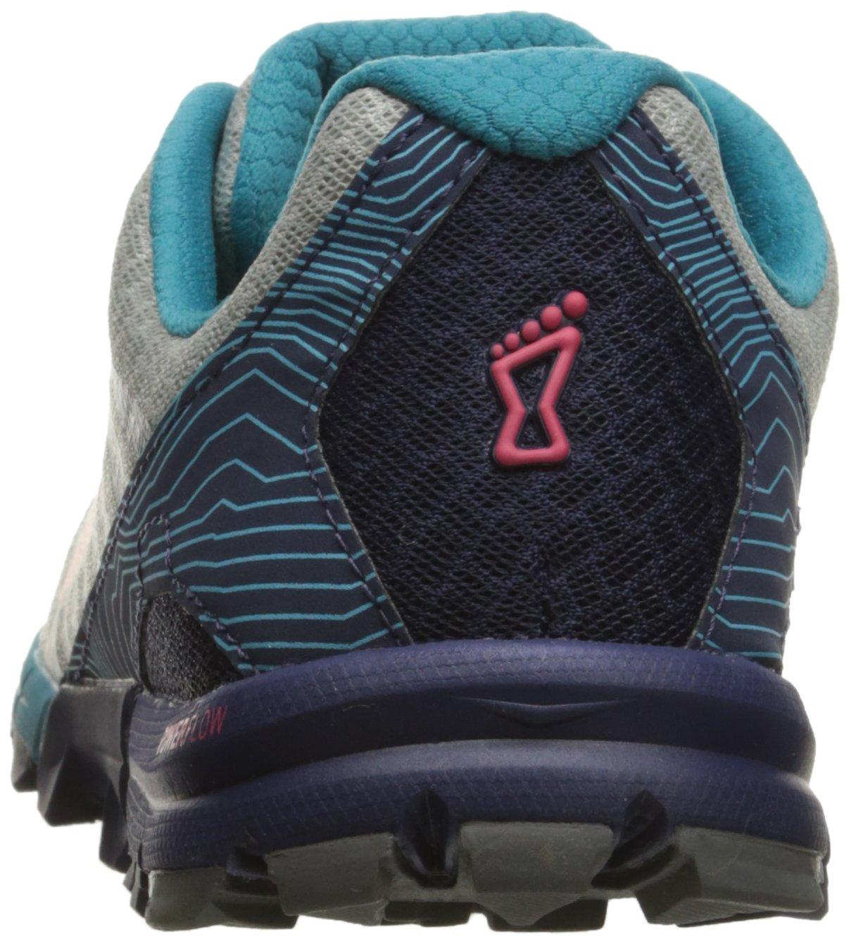 Inov-8 Women's Trailtalon聶 250-U Trail US|Silver/Navy/Teal Runner B01B26WM0Q 5.5 B(M) US|Silver/Navy/Teal Trail 12a8e5