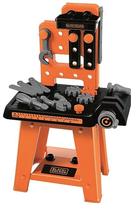 65 opinioni per Ecoiffier 2305- Tavolo da officina giocattolo Black&Decker