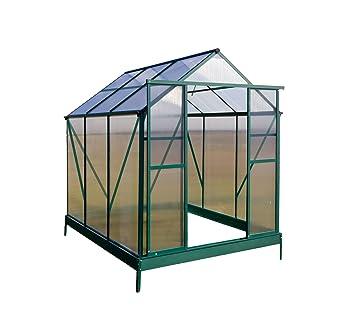 Dema Gewachshaus Aluprofil 4 5 Qm Amazon De Garten