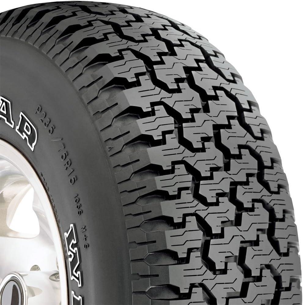 Goodyear Wrangler Radial Tire - 235/75R15
