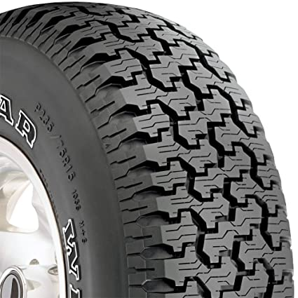 Amazon Com Goodyear Wrangler Radial Tire 235 75r15 105s Goodyear