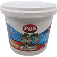 PQS CLORO 10 ACCIONES BICAPA 5KG 1795