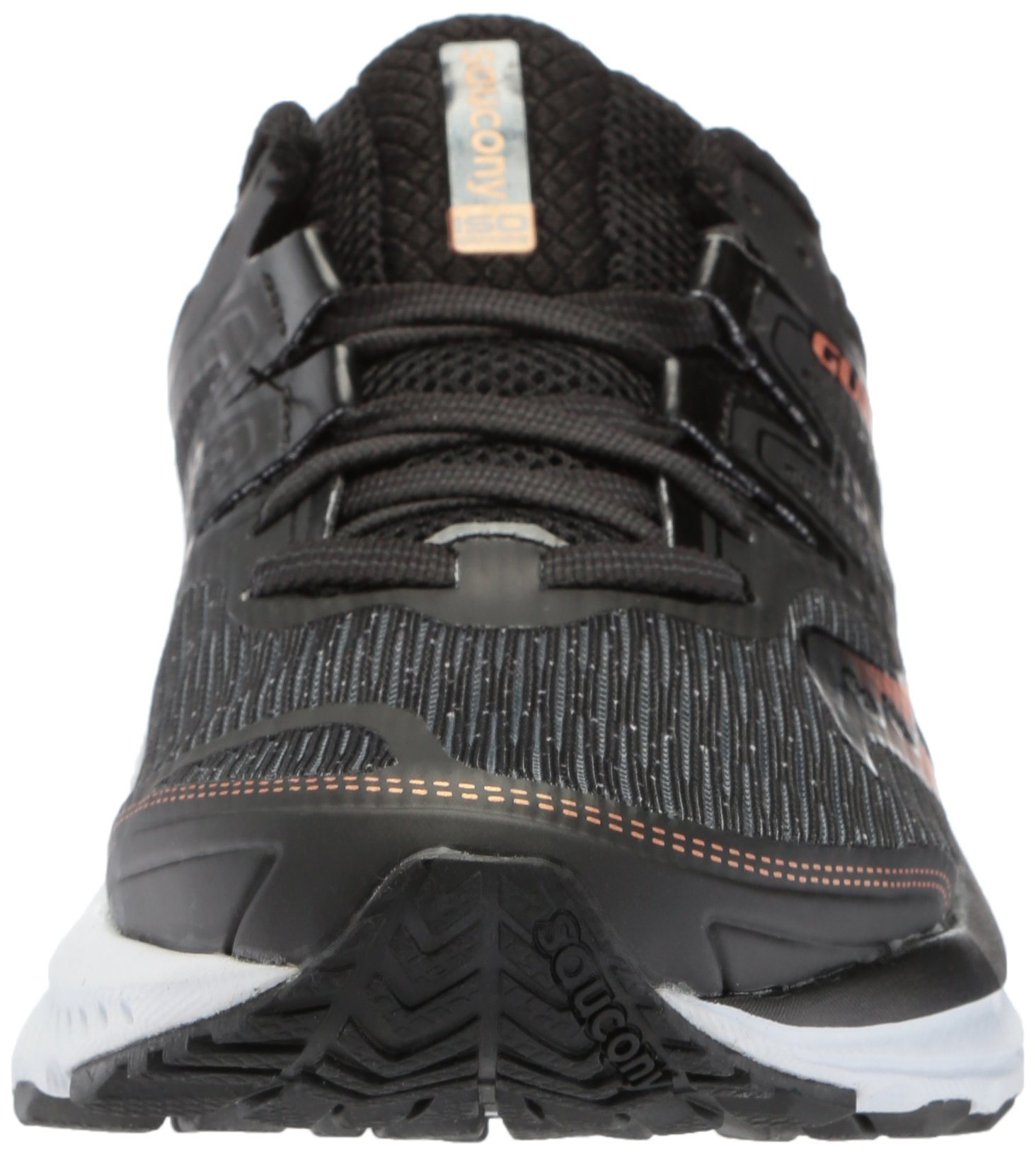 Saucony Women's Guide Iso Running Shoe, Black/Denim, 10.5 Medium US by Saucony (Image #4)
