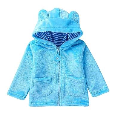 02d8d3e8c Zerototens Newborn Coat for 0-2 Years Old Baby