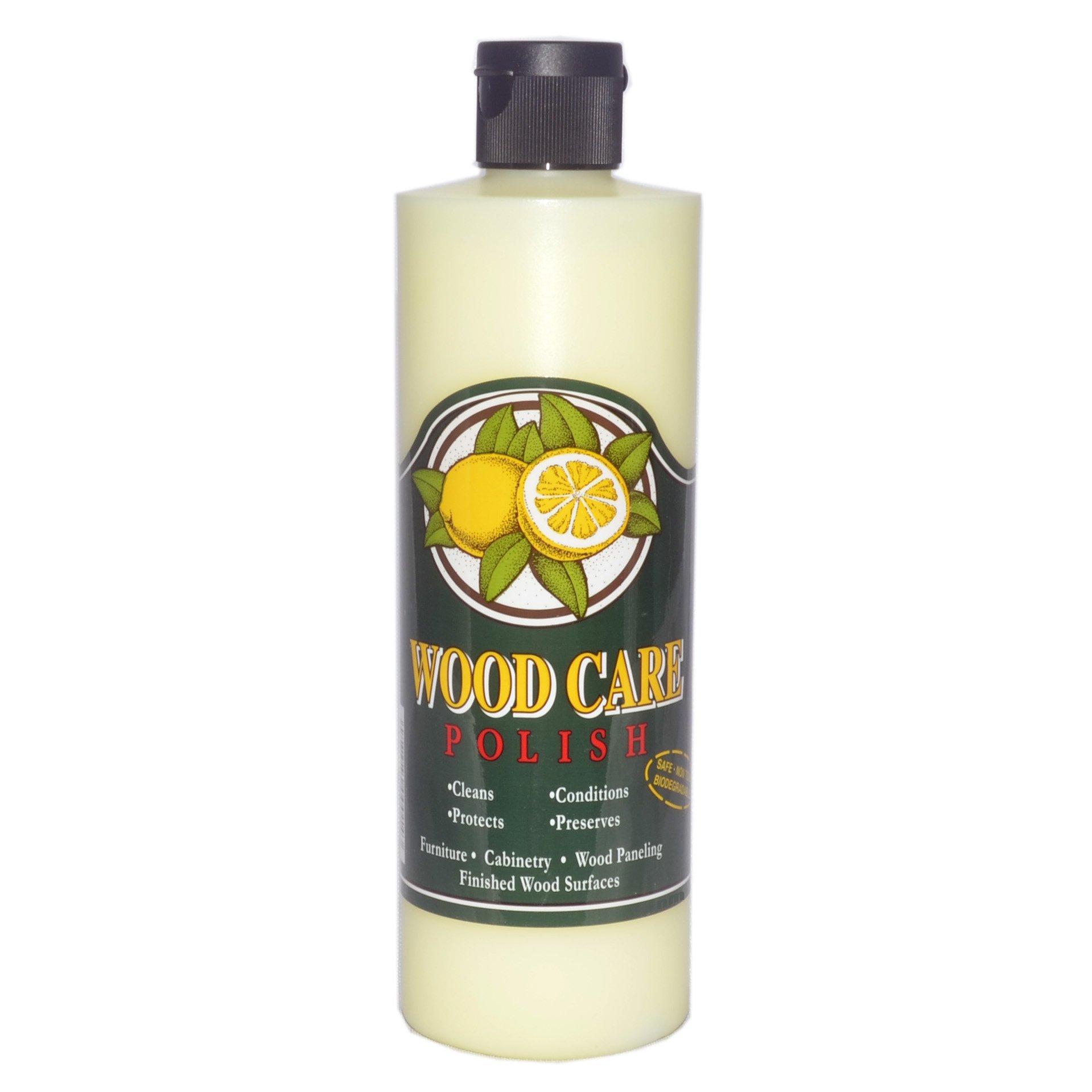 Wood Care Polish 12 fl oz