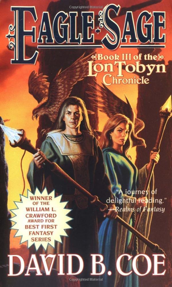 Eagle-Sage (The Lon Tobyn Chronicle, Book 3) pdf